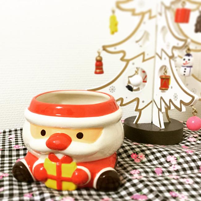 クリスマス デザートカップ